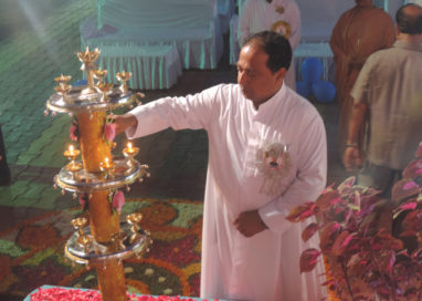 Silver Jubilee celebration of Bro. Antony