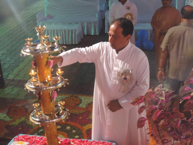Silver Jubilee celebration of Bro. Antony